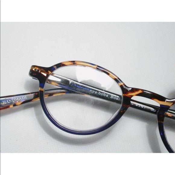 c028f4d9fb Eyebobs Accessories - EyeBobs Board Stiff blue tortoise Eyeglasses